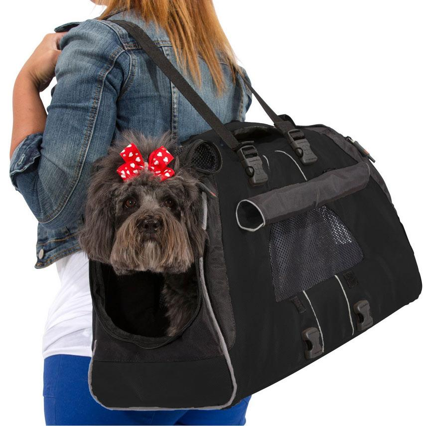 hundetragetasche jetset flugtasche puppy prince. Black Bedroom Furniture Sets. Home Design Ideas