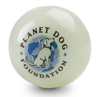 Hundespielzeug Glow in the Dark von Planet Dog