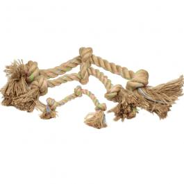 Hundespielzeug - Jungle Trible Knot