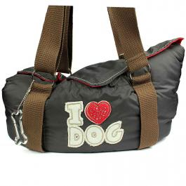 Hundetasche I Love Dog