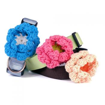 Hundehalsband - Flower Power Collection