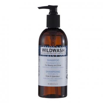 WildWash Hundeshampoo - Beauty & Shine - Grapefruit, Bergamotte & Ingwer