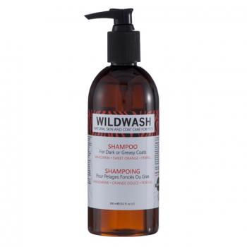 WildWash Hundeshampoo - Dark or Greasy Coats